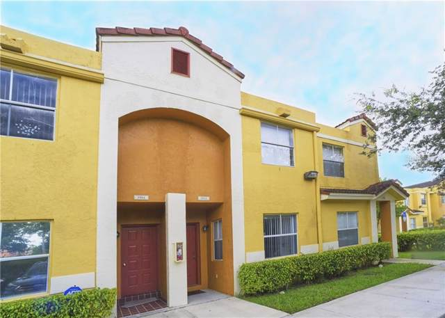 3962 NW 90TH Avenue #3962, Sunrise, FL 33351 (MLS #T3205299) :: Team Bohannon Keller Williams, Tampa Properties