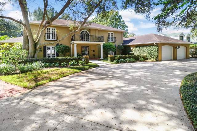 2307 S Hesperides Street, Tampa, FL 33629 (MLS #T3205349) :: Carmena and Associates Realty Group