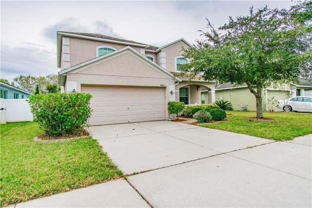 11402 Weston Course Loop, Riverview, FL 33579 (MLS #T3205394) :: Burwell Real Estate