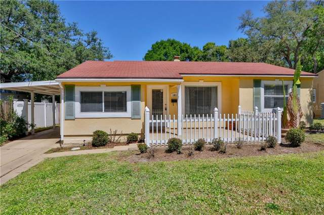 1011 W Indiana Avenue, Tampa, FL 33603 (MLS #T3205423) :: Florida Real Estate Sellers at Keller Williams Realty