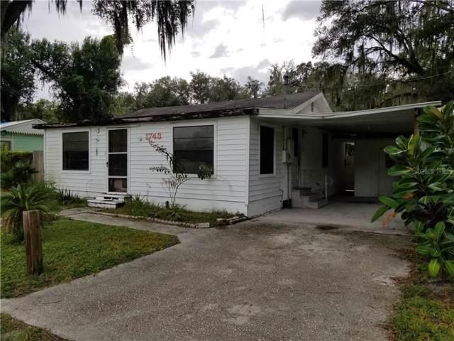 1743 Partridge Boulevard, Zephyrhills, FL 33540 (MLS #T3205491) :: Paolini Properties Group