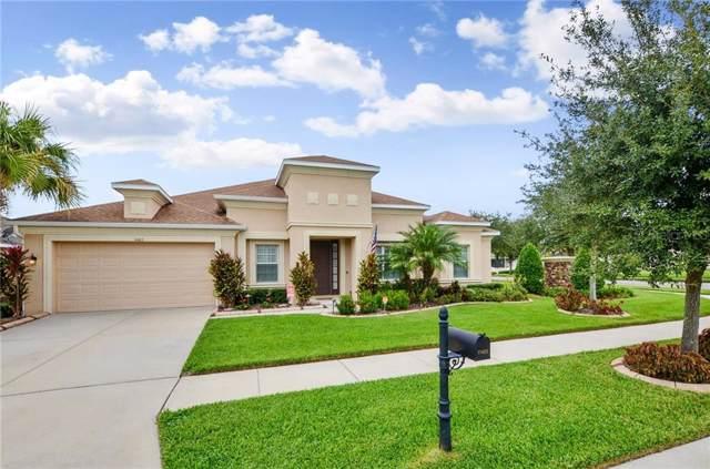 11403 Scribner Station Lane, Lithia, FL 33547 (MLS #T3205563) :: Kendrick Realty Inc