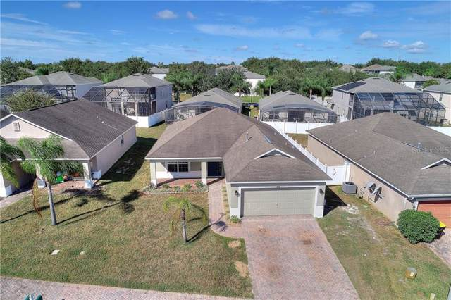 205 Knightsbridge Circle, Davenport, FL 33896 (MLS #T3205581) :: Gate Arty & the Group - Keller Williams Realty Smart