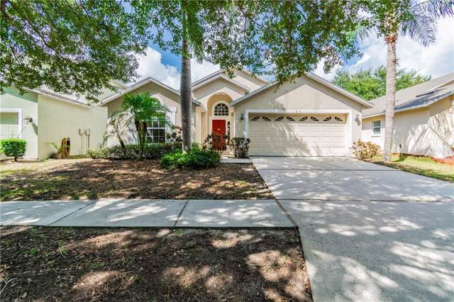 6813 Waterton Drive, Riverview, FL 33578 (MLS #T3205632) :: Griffin Group