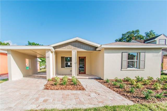 1115 W Nassau Street, Tampa, FL 33607 (MLS #T3205688) :: Gate Arty & the Group - Keller Williams Realty Smart