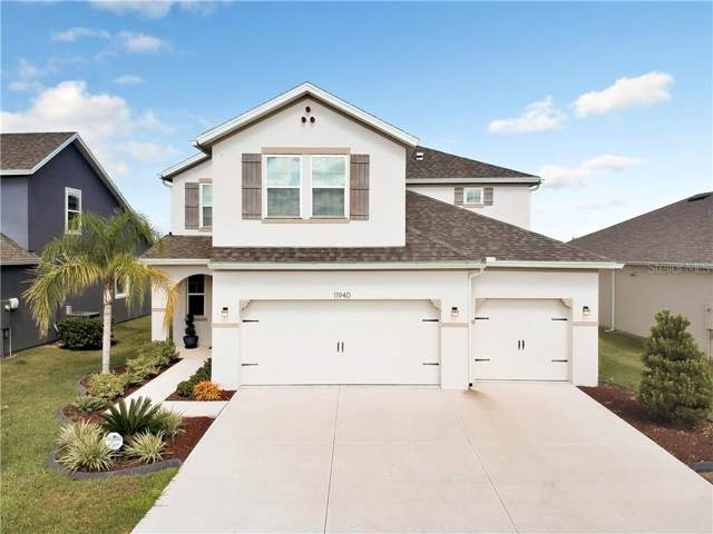 11940 Greenchop Place, Riverview, FL 33579 (MLS #T3205692) :: Burwell Real Estate