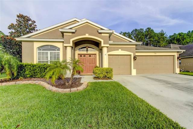 7504 Crescent Palm Drive, Wesley Chapel, FL 33545 (MLS #T3205720) :: Homepride Realty Services