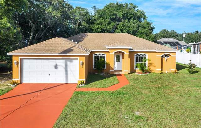 12147 Rockford Street, Spring Hill, FL 34608 (MLS #T3205767) :: Florida Real Estate Sellers at Keller Williams Realty