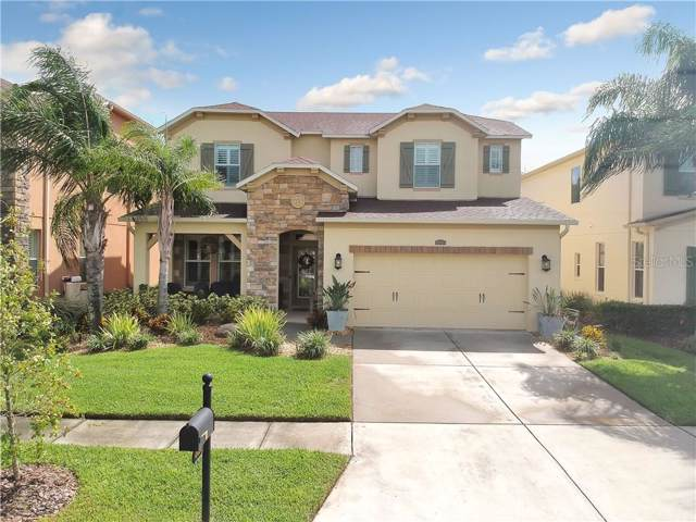 4406 Vermillion Sky Drive, Wesley Chapel, FL 33544 (MLS #T3205768) :: Team Bohannon Keller Williams, Tampa Properties
