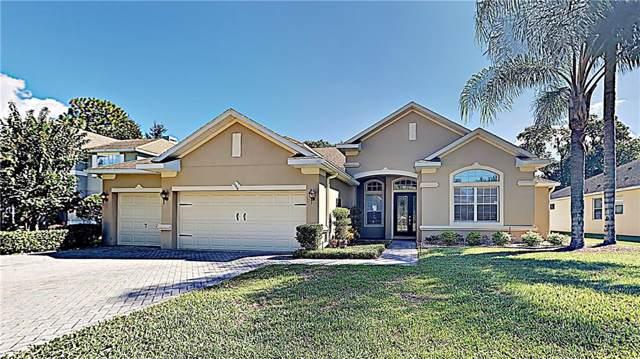 309 E Blue Water Edge Drive, Eustis, FL 32736 (MLS #T3205789) :: Cartwright Realty