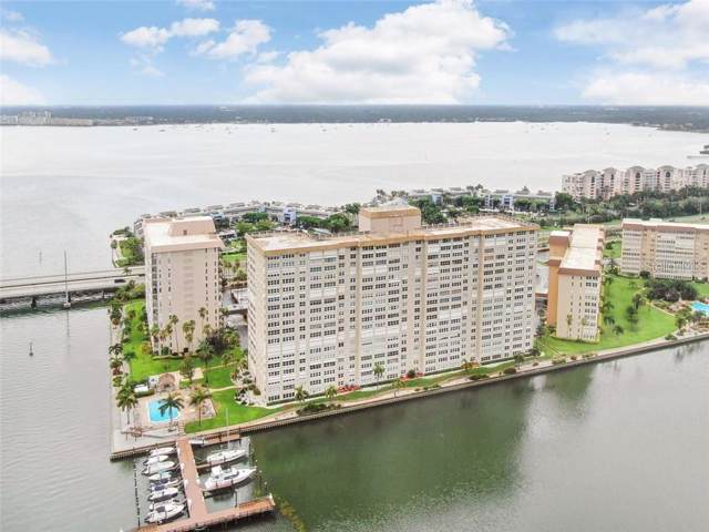 5200 Brittany Drive S #801, St Petersburg, FL 33715 (MLS #T3205830) :: Baird Realty Group
