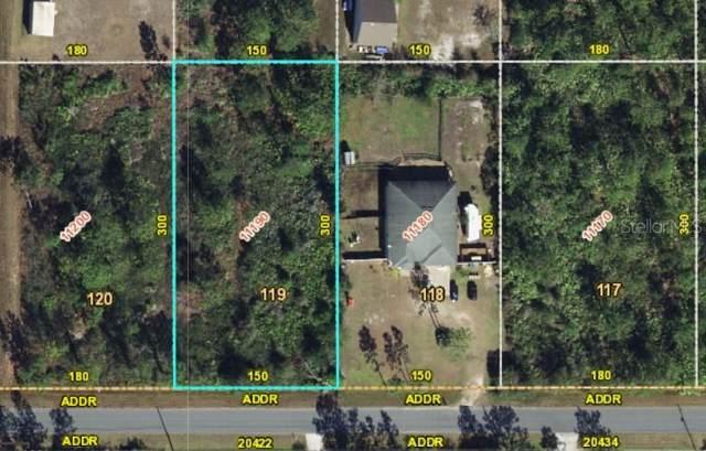 Quinlan Street 3A, Orlando, FL 32833 (MLS #T3205857) :: RE/MAX Realtec Group