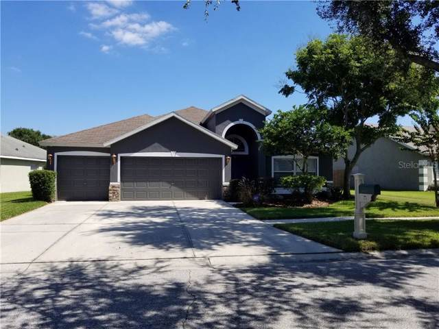 6607 Brighton Park Drive, Apollo Beach, FL 33572 (MLS #T3205977) :: Premier Home Experts