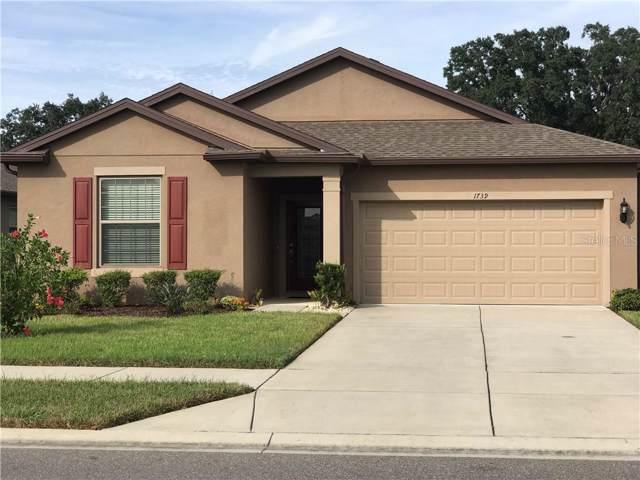 1739 Trillium Boulevard, Brooksville, FL 34604 (MLS #T3206056) :: Rabell Realty Group