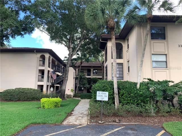 3399 Mermoor Drive #109, Palm Harbor, FL 34685 (MLS #T3206132) :: EXIT King Realty