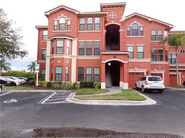 2731 Via Capri #916, Clearwater, FL 33764 (MLS #T3206140) :: Kendrick Realty Inc
