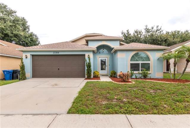 11304 Brownstone Court, Riverview, FL 33569 (MLS #T3206162) :: Premier Home Experts