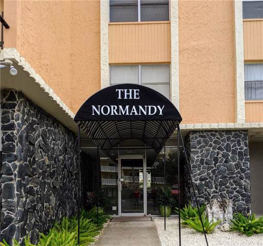 1120 N Shore Drive NE #401, St Petersburg, FL 33701 (MLS #T3206191) :: EXIT King Realty