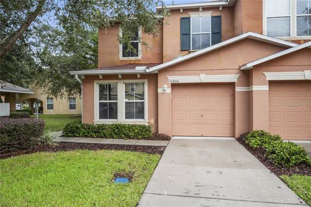 10806 Johanna Avenue, Riverview, FL 33578 (MLS #T3206244) :: 54 Realty