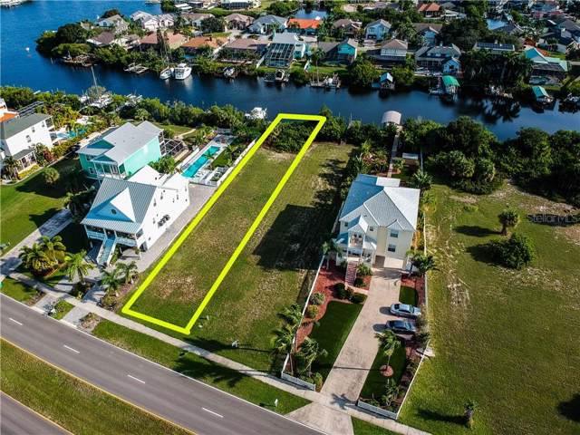 1105 Apollo Beach Boulevard, Apollo Beach, FL 33572 (MLS #T3206326) :: Rabell Realty Group
