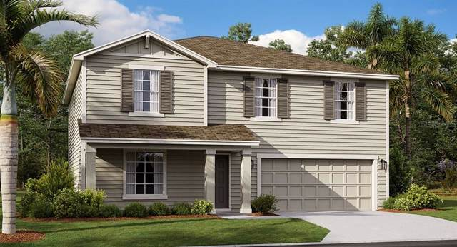 824 Gisele Court, Haines City, FL 33844 (MLS #T3206397) :: The Robertson Real Estate Group
