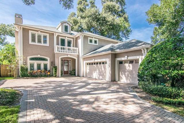 203 S Cooper Place, Tampa, FL 33609 (MLS #T3206749) :: Andrew Cherry & Company