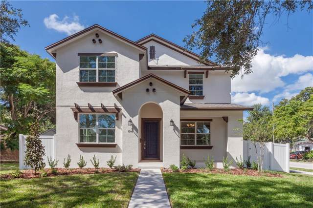 1448 49TH Avenue N, St Petersburg, FL 33703 (MLS #T3207092) :: Lockhart & Walseth Team, Realtors