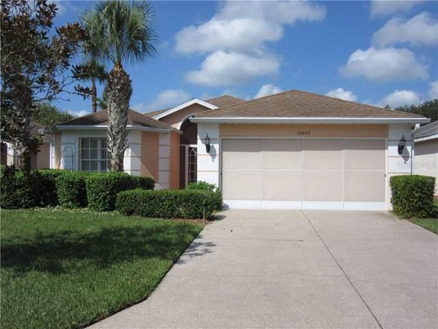 10805 Collar Drive, San Antonio, FL 33576 (MLS #T3207107) :: Delgado Home Team at Keller Williams