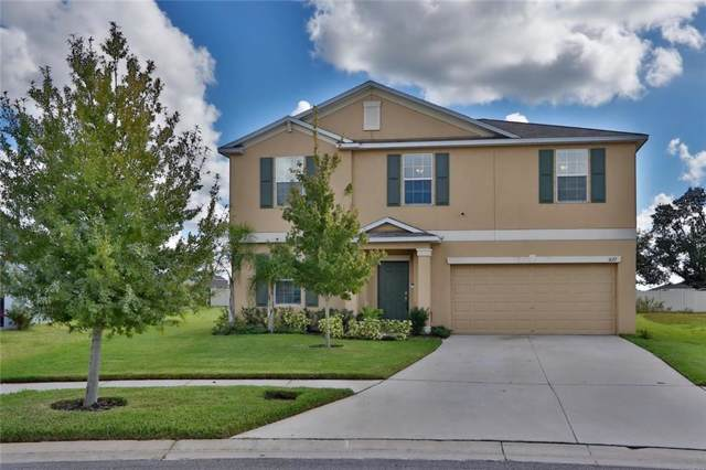 1627 Climbing Dayflower Drive, Ruskin, FL 33570 (MLS #T3207117) :: Premium Properties Real Estate Services