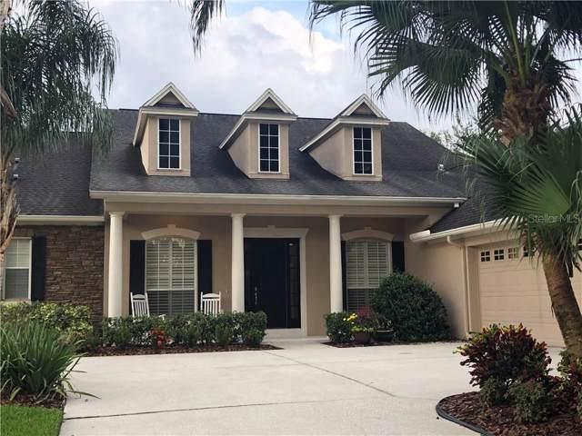 20008 Wellington Manor Boulevard, Lutz, FL 33549 (MLS #T3207309) :: The Comerford Group