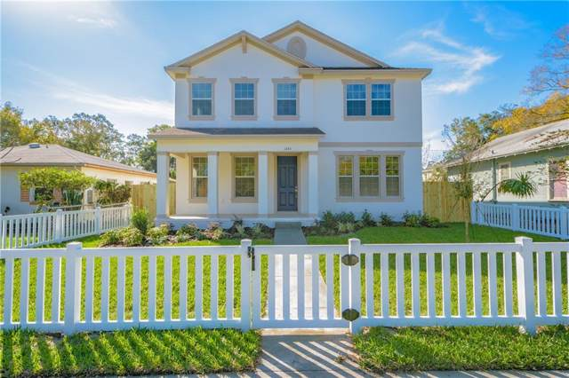 1432 49TH Avenue N, St Petersburg, FL 33703 (MLS #T3207384) :: Lockhart & Walseth Team, Realtors