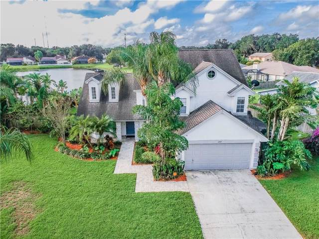 1213 Carrie Wood Drive, Valrico, FL 33596 (MLS #T3207456) :: GO Realty