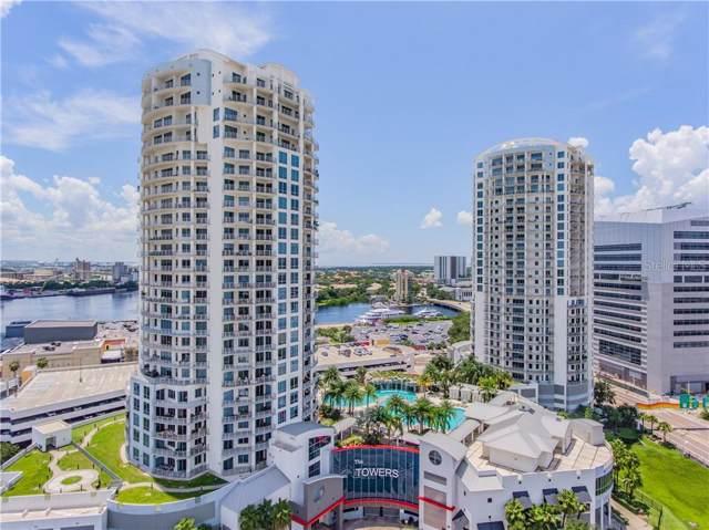 1209 E Cumberland Avenue #2503, Tampa, FL 33602 (MLS #T3207646) :: Your Florida House Team