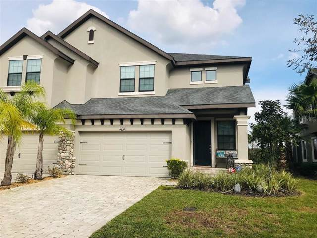 4814 Wandering Way, Wesley Chapel, FL 33544 (MLS #T3207672) :: Team Bohannon Keller Williams, Tampa Properties