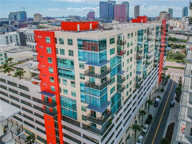 1120 E Kennedy Boulevard #1229, Tampa, FL 33602 (MLS #T3207907) :: The Duncan Duo Team
