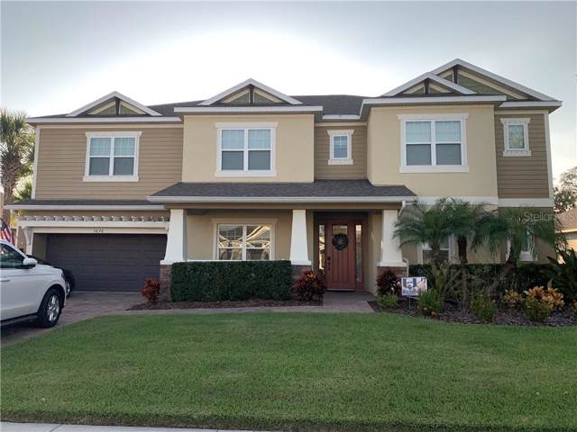 3676 Arbor Chase Drive, Palm Harbor, FL 34683 (MLS #T3207950) :: Delgado Home Team at Keller Williams
