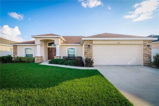 1538 Shorewood Drive, Auburndale, FL 33823 (MLS #T3208045) :: The Duncan Duo Team