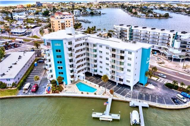 285 107TH Avenue #405, Treasure Island, FL 33706 (MLS #T3208166) :: Lockhart & Walseth Team, Realtors