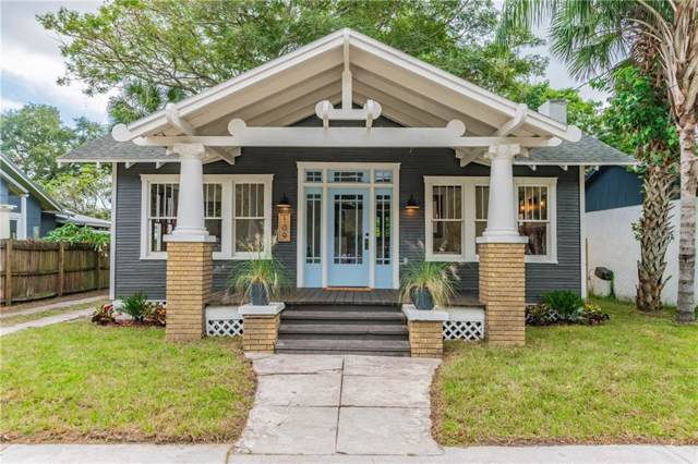 109 E Woodlawn Avenue, Tampa, FL 33603 (MLS #T3208207) :: Team Bohannon Keller Williams, Tampa Properties