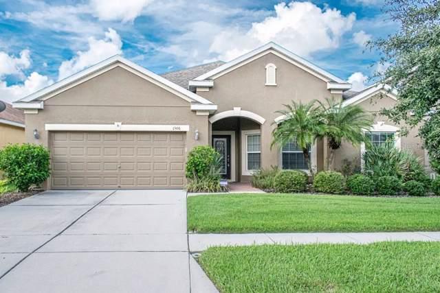 1306 Parker Den Drive, Ruskin, FL 33570 (MLS #T3208216) :: Armel Real Estate