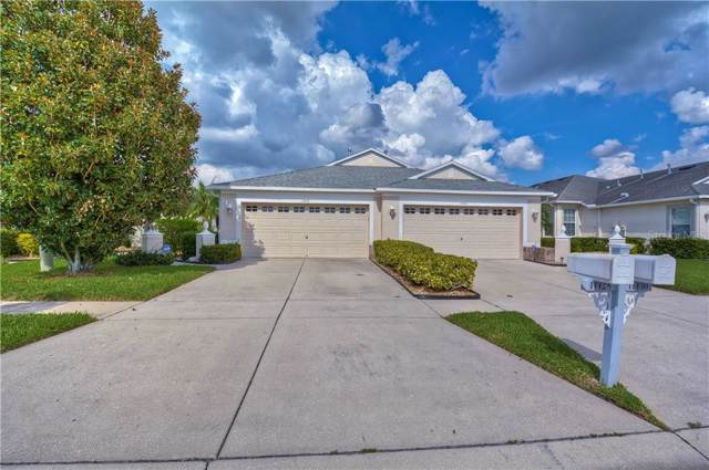 11428 Cambray Creek Loop, Riverview, FL 33579 (MLS #T3208240) :: The Light Team