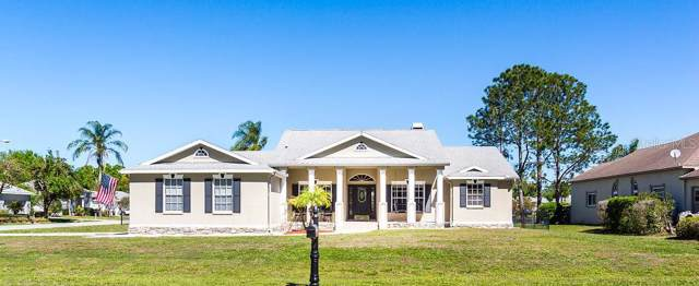 9811 Alvernon Drive, New Port Richey, FL 34655 (MLS #T3208394) :: Premium Properties Real Estate Services