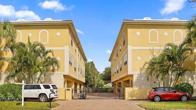 4207 W North A Street #4, Tampa, FL 33609 (MLS #T3208431) :: Premier Home Experts