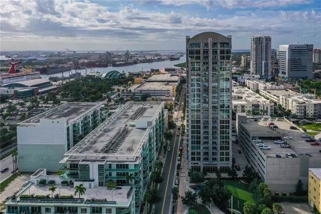 111 N 12TH Street #1816, Tampa, FL 33602 (MLS #T3208525) :: Homepride Realty Services