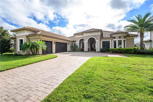 17415 Varona Place, Lutz, FL 33548 (MLS #T3208613) :: GO Realty