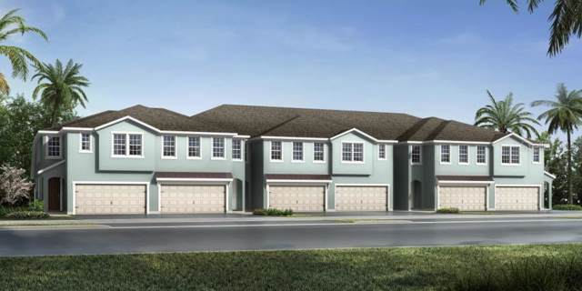 17601 Ledger Line Lane 55/8, Lutz, FL 33558 (MLS #T3208823) :: Florida Real Estate Sellers at Keller Williams Realty