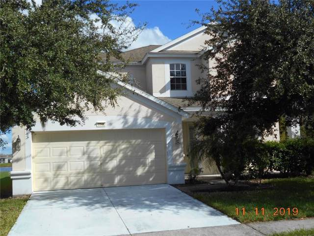 7744 Outerbridge Street, Wesley Chapel, FL 33545 (MLS #T3209017) :: The Duncan Duo Team