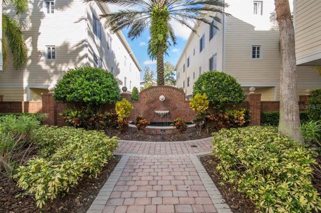 9807 Meadow Field Circle #9807, Tampa, FL 33626 (MLS #T3209042) :: Griffin Group
