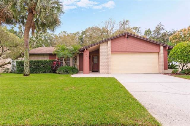 2419 Blind Pond Avenue, Lutz, FL 33549 (MLS #T3209095) :: The Comerford Group