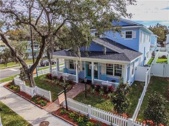1006 Main Street, Safety Harbor, FL 34695 (MLS #T3209130) :: Gate Arty & the Group - Keller Williams Realty Smart